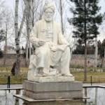 The poet Firdausi