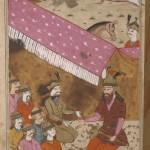 Rostam finds Kai Kobad