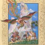 Rostam Nameh: The amazing exploits of Rostam: part 3